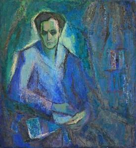 Rodica Pandele, Victor Ion Popa, u/p, 115,5 x 104,5 cm, PR 1330