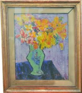 Tablou Rodica Pandele - Flori de toamnă
